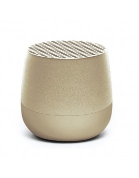 LEXON Mino Mini Bluetooth speaker 3W - goud
