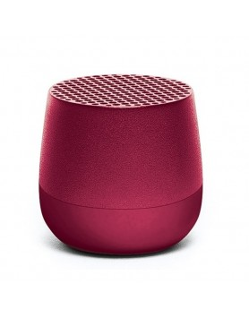 LEXON Mino Mini Bluetooth speaker 3W - aubergine