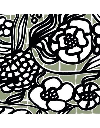Marimekko papieren servet Floristi linen