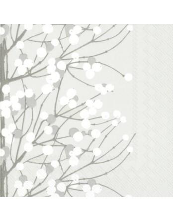 Marimekko papieren servet Lumimarja