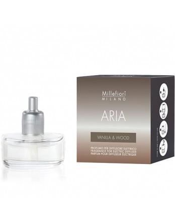 Millefiori Aria - elektro diffuser - navul Vanilla Wood