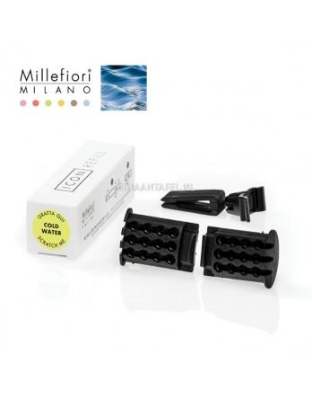 Millefiori Auto Cold Water 2X carair navulling