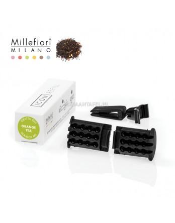 Millefiori Auto navulling Orange Tea 2stuks