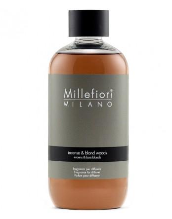 Millefiori Milano navul Incense Blond Woods 250ml