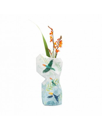 Pepe Heykoop - Paper Vase Cover - toucan