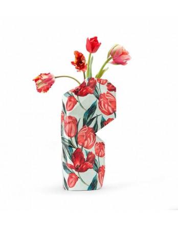 Pepe Heykoop - Paper Vase Cover - tulpen