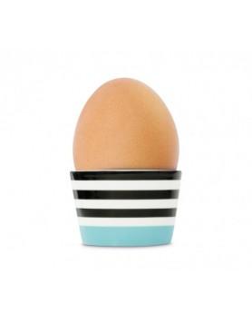 Remember eierdop porselen - black lines