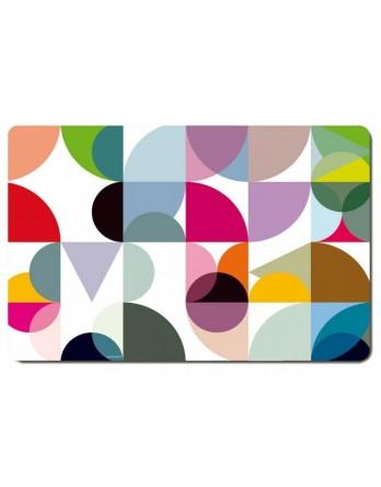 Remember - placemats 44 x 28.4 - 4 stuks - solena