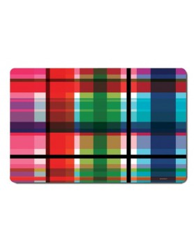 Remember - placemats 44 x 28.4 - 4 stuks - zigzag