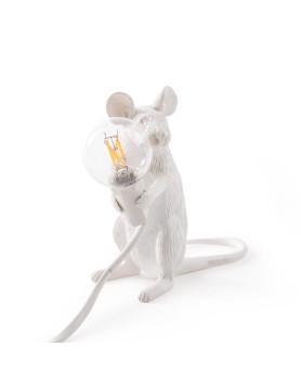 Seletti Mouse Lamp / tafellamp LED - zittend