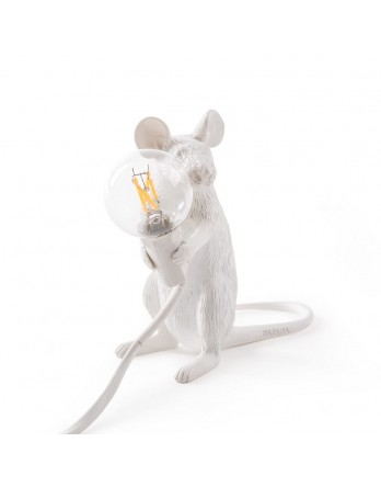 Seletti Mouse Lamp / tafellamp LED - zittend