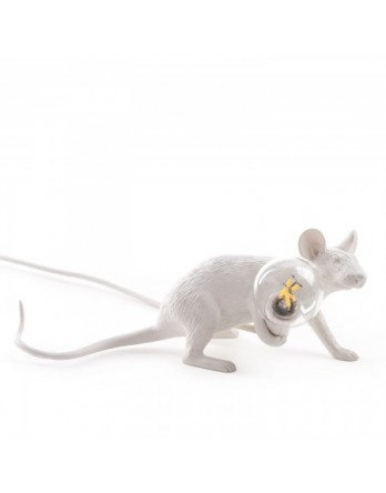Seletti Mouse Lamp / tafellamp LED - liggend