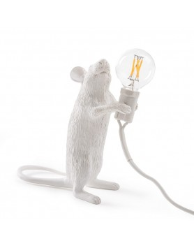 Seletti Mouse Lamp / tafellamp LED - staand
