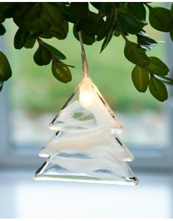 Sirius Agnes kerstboom met led verlichting H8.3cm