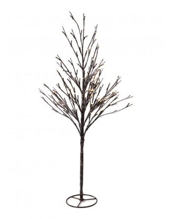 Sirius Alex kerstboom H90 120 leds snowy white