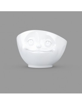 Tassen - Happy Faces - Kom Crazy in Love - 500ml