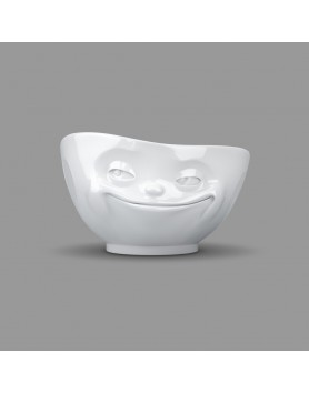 Tassen - Happy Faces - Kom Grinning - 500ml