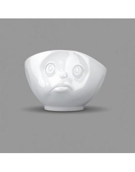 Tassen - Kom Sulking / mokken 500ml wit