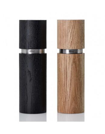 AdHoc Texture Peper of Zoutmolen Set H.15cm
