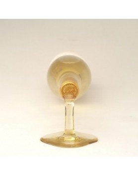 Tricky wijnfles standaard fall in wine - wit