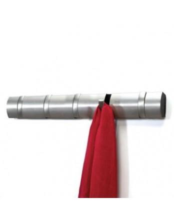 Umbra Flip - kapstok - 5 haken 55cm - nikkel