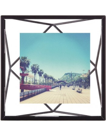 Umbra Prisma Foto display / fotolijst - zwart 15x15cm
