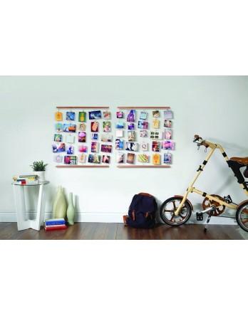 Umbra Hangit foto display - naturel