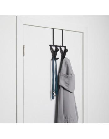 Umbra Buddy - over de deur haak - zwart
