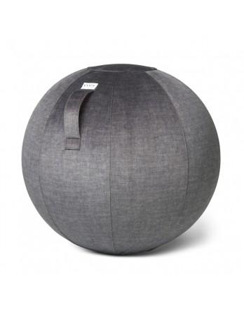 Vluv VARM zitbal antraciet 60-65cm