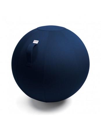 Vluv LEIV zitbal royal blue 60-65cm
