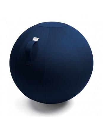 Vluv LEIV zitbal royal blue 70-75cm