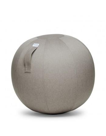 Vluv LEIV zitbal stone 60-65cm