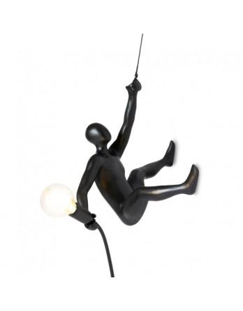 Werkwaardig Climber lamp / muurlamp - zwart