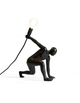 Werkwaardig Dancer lamp / tafellamp - zwart