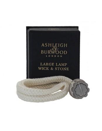 Ashleigh & Burwood lont groot geurbrander