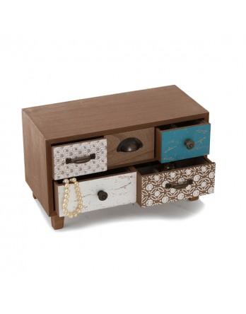 Balvi juwelenbox mikka - hout