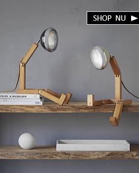 Mr. Wattson Lamp