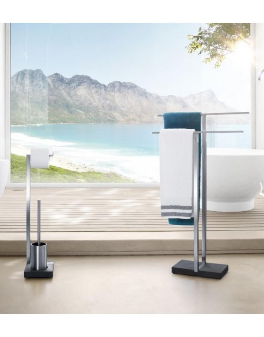 Blomus Menoto Toiletbutler Toilet Set Mat Rvs