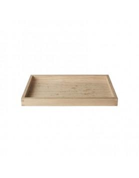 Blomus Borda dienblad eiken houten 20 x 30 cm