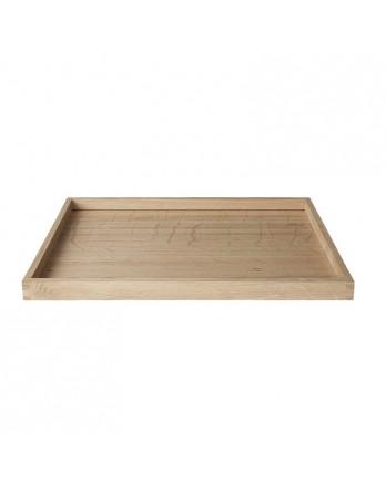 Blomus Borda dienblad eiken houten 30 x 40 cm