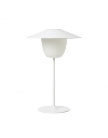 Blomus ANI oplaadbare led lamp - wit