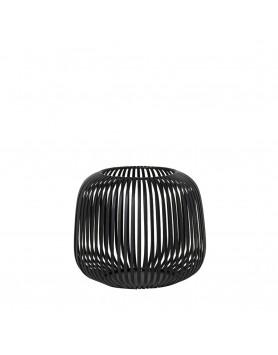Blomus Lito S Lantaarn staal klein - zwart