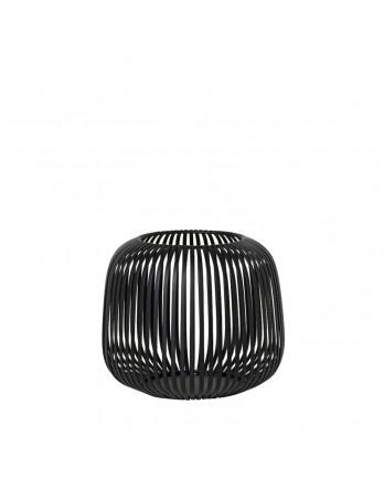 Blomus Lito S Lantaarn zwart staal H.17cm