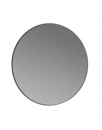 Blomus Rim wandspiegel staal - grijs - 50 cm