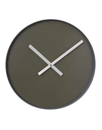 Blomus Rim wandklok staal - grijs / tarmac 40cm