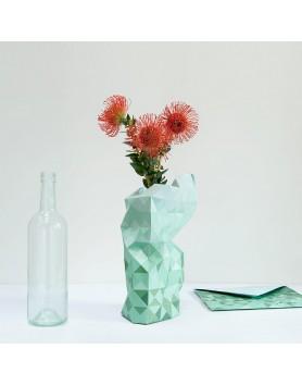 Pepe Heykoop - Paper Vase Cover - dutch design - groen