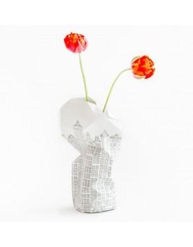 Pepe Heykoop - Paper Vase Cover - grachtenpand