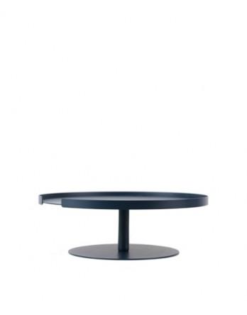 DesignBite Cake Stand - 1 laags - metaal - blauw