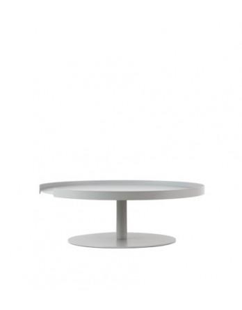 DesignBite Cake Stand - etagere 1 laags - grijs