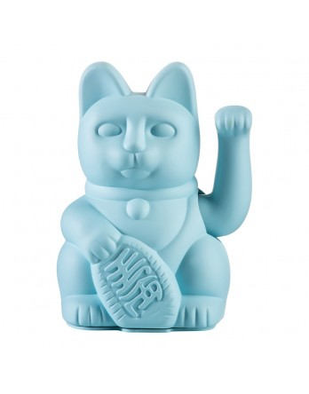 Donkey Products Lucky Cat Geluksbrenger - blauw